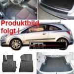 Ladekantenschutz Teilschutz für Hyundai i10 HB 2007-2012