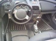 AFM vorne oKS fuer MCC Smart  cabrio ohne Staufach unter dem Fahrersitz